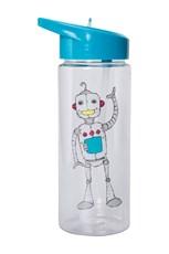 BPA Free Robot Bottle - 450ml