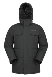 Concord Extreme Mens Down Long Jacket