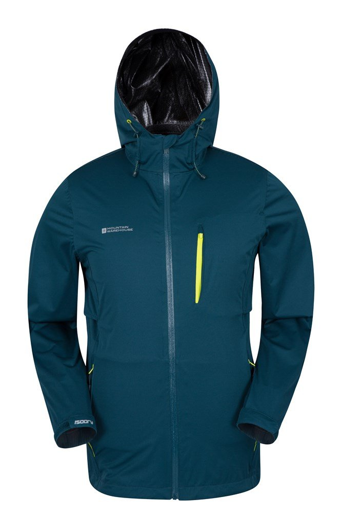 Velocity Waterproof Jacket | Mountain Warehouse CA