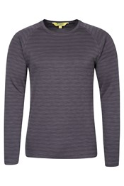 Mens Striped IsoCool Top