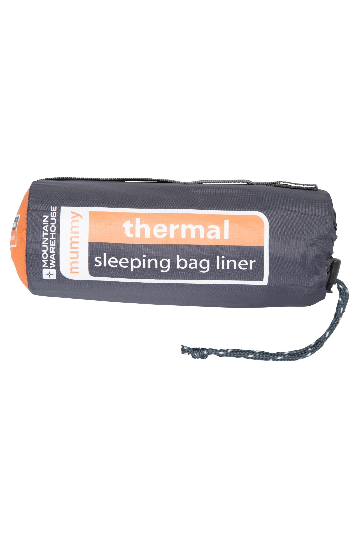 best website fb27c 6529f Thermal Mummy Sleeping Bag Liner