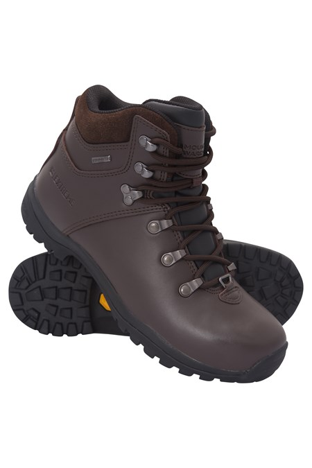 024737 BREACON WATERPROOF VIBRAM WOMENS BOOT