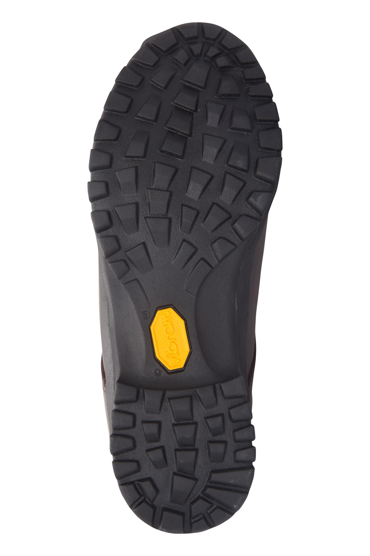 024737 Womens Brown Breacon Waterproof Vibram Boots