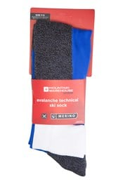 Avalanche Technical Ski Socks
