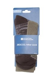 Isocool Mens Hiker Socks