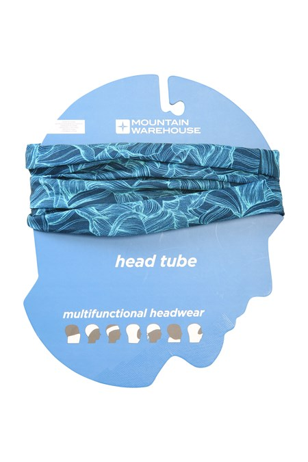 024748 PATTERNED SEAMLESS HEAD TUBE