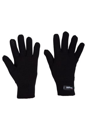 Guantes de punto Thinsulate mujer