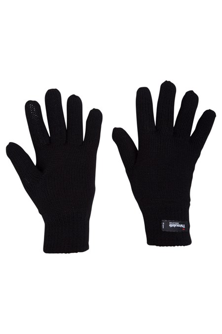 024754 THINSULATE WOMENS KNITTED GLOVE