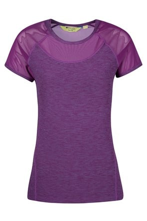 IsoCool Dynamic Womens Mesh T-Shirt