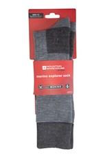 Merino Mens Explorer Socks