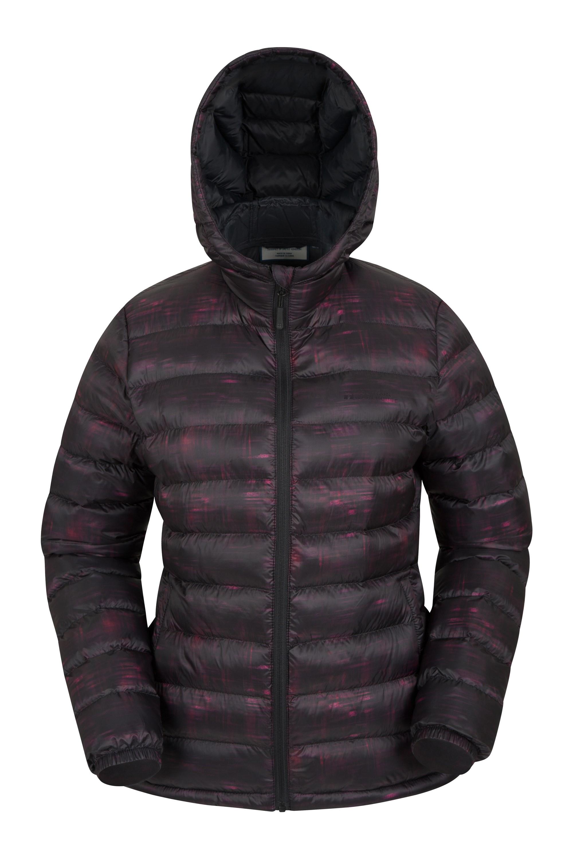 Seasons Womens Printed Padded Jacket | Mountain Warehouse GB