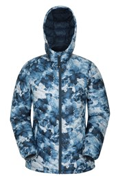 Seasons Womens Printed Padded Jacket