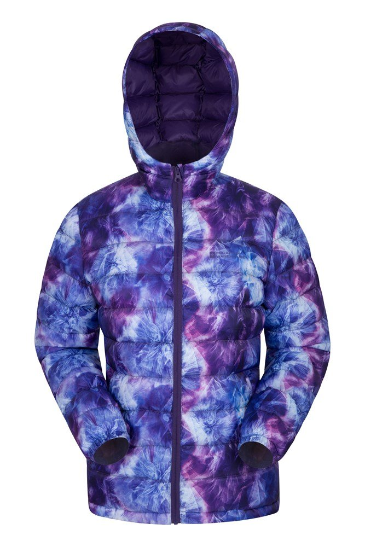 Season - pikowana kurta damska - Purple