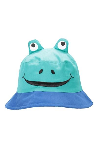 Character Kids Bucket Hat - Blue