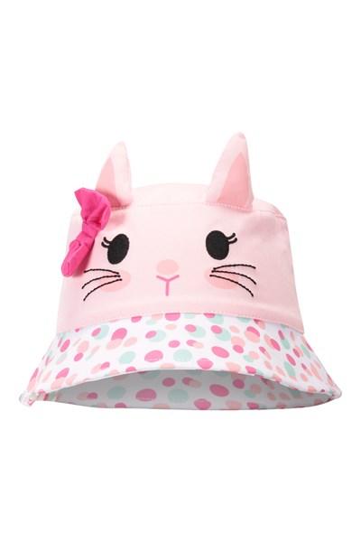 Character Kids Bucket Hat - Pink