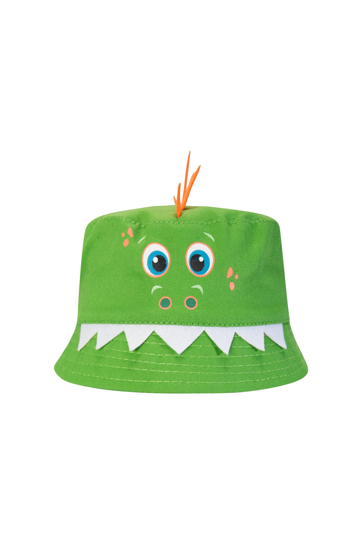 Character Kids Bucket Hat - Green