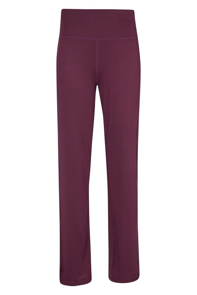 Parallel Yoga Pants - Burgundy