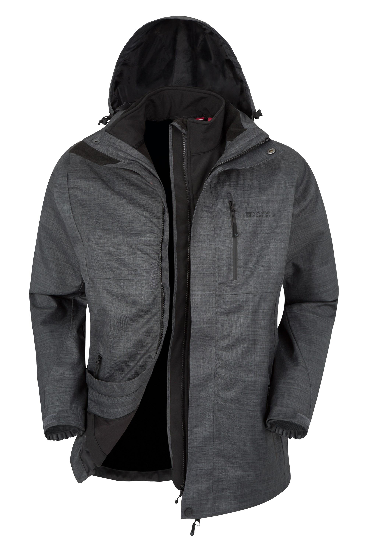 024805 gre bracken 3 in 1 melange mens jacket ss17 01