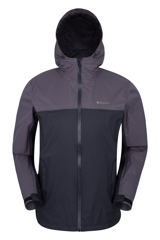 Barrier Waterproof Jacket - Black