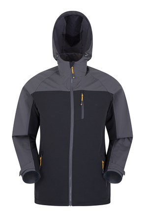 Whirlwind Showerproof Mens Softshell