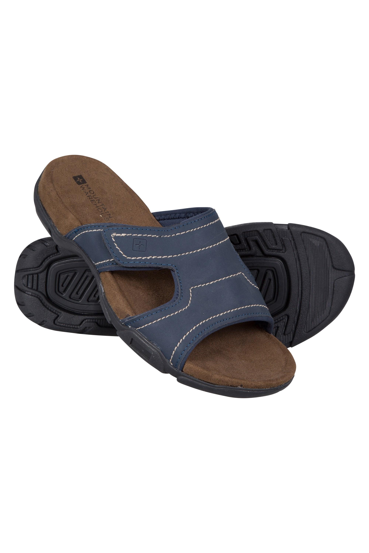 A buon mercatoMountain Warehouse Quay Mens Sandals sulla vendita