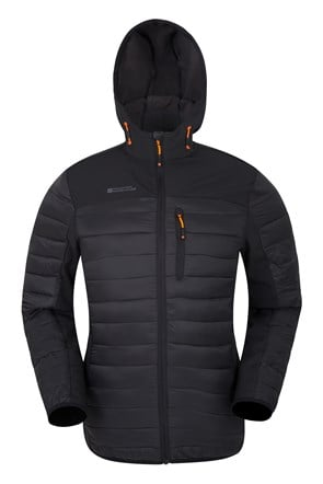 Turbine Mens Padded Softshell
