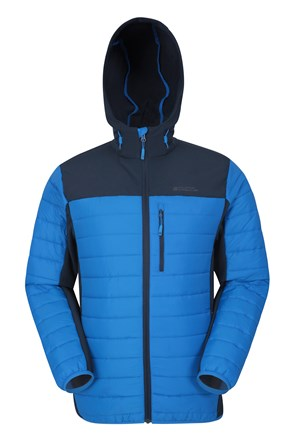 Turbine Mens Insulated Softshell