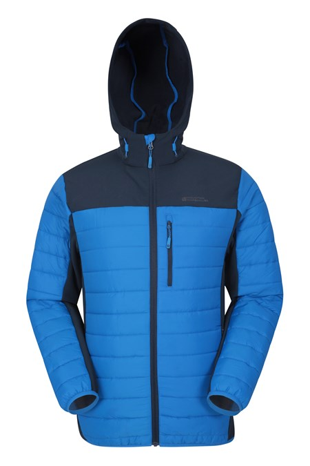024819 TURBINE PADDED SOFTSHELL