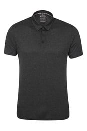 Volley Merino Blend Mens Polo