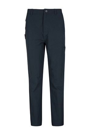 Mustang 4-Way-Stretch Mens Trousers