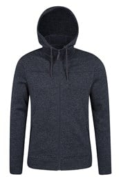 Idris Hooded Mens Fleece