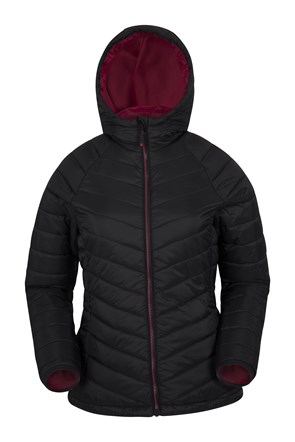 Dew Womens Padded Jacket