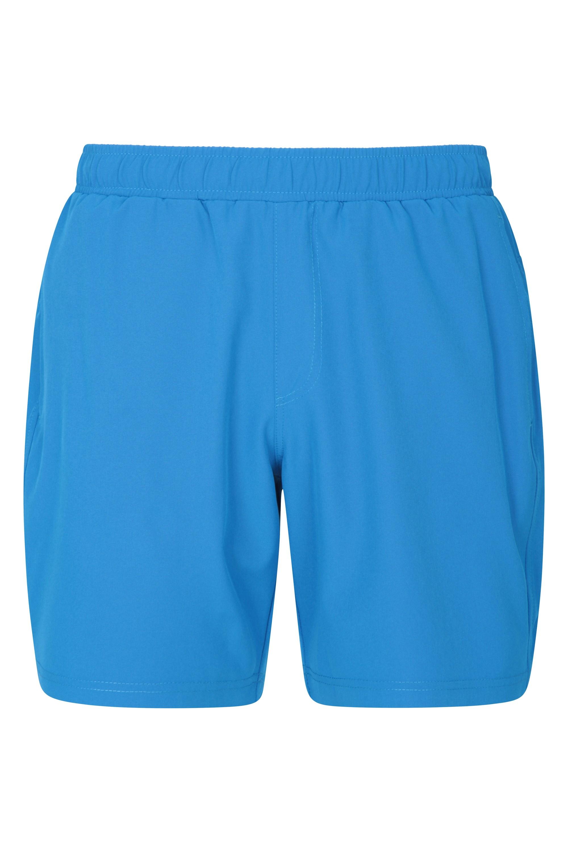 Mountain Warehouse Men Hurdle Printed Running Short Active Shorts