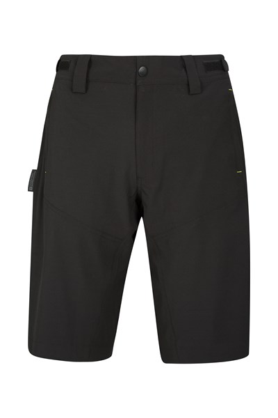 Mountain 2-in-1 Mens Bike Shorts - Black