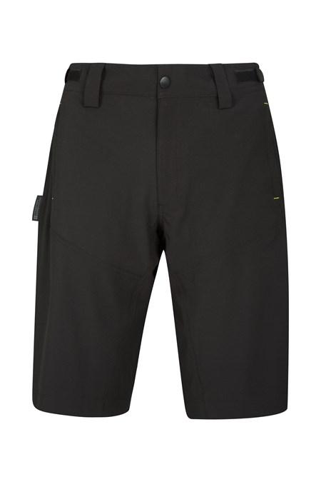 3f1f9cdffca63 Mountain 2-in-1 Mens Bike Shorts | Mountain Warehouse GB