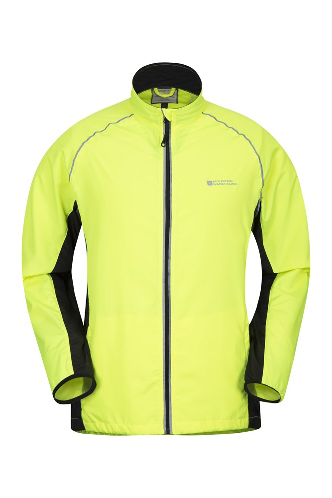 Force Mens Jacket - Yellow