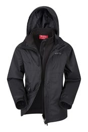 Bracken Extreme 3 in 1 Kids Jacket