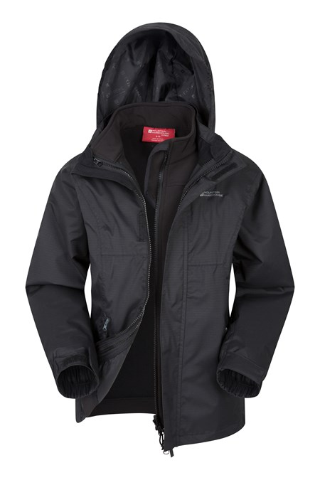 cheaper 48502 83570 Bracken Extreme Kinder 3 in 1 Jacke