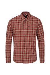 Holiday II Mens Checked Shirt