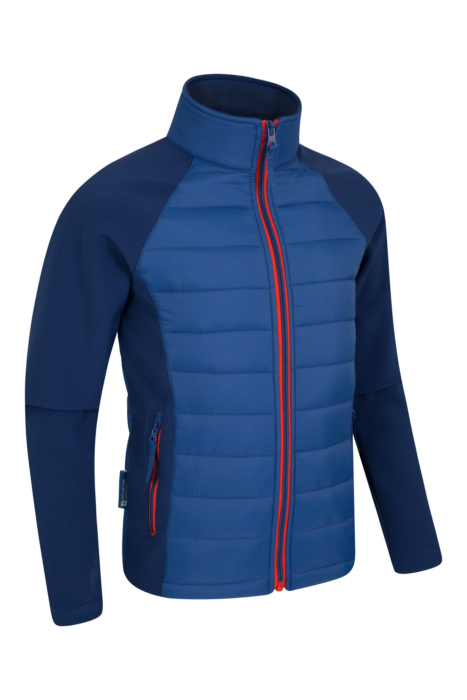 Kids Padded Jackets | Mountain Warehouse EU : kids quilted jacket - Adamdwight.com