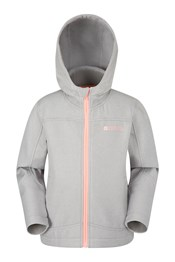 Solar Kids Softshell Jacket
