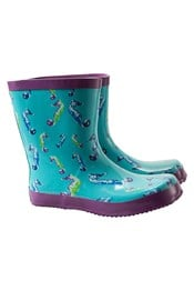 Steve Backshall Seahorse Kids Wellies