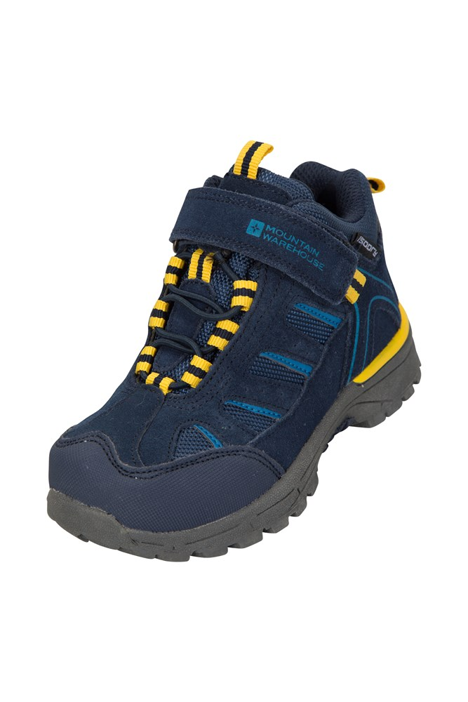 Mountain Warehouse Kids Waterproof Boots Mesh Girls /& Boys Shoes