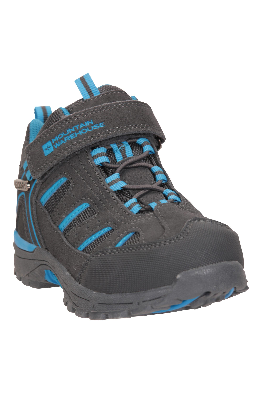 Waterproof Shoes Mountain Warehouse Drift Junior Kids Hiking Boots