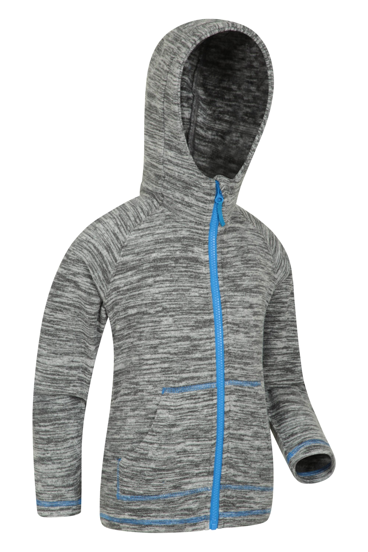 Warm Sweatshirt Boy /& Girls Jumper Mountain Warehouse Kids Hoodie
