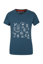 Glow In The Dark Bugs Kids Tee