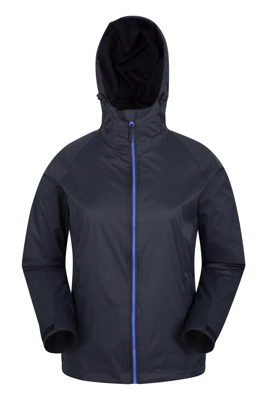 Sandbank Womens Waterproof Jacket - Black