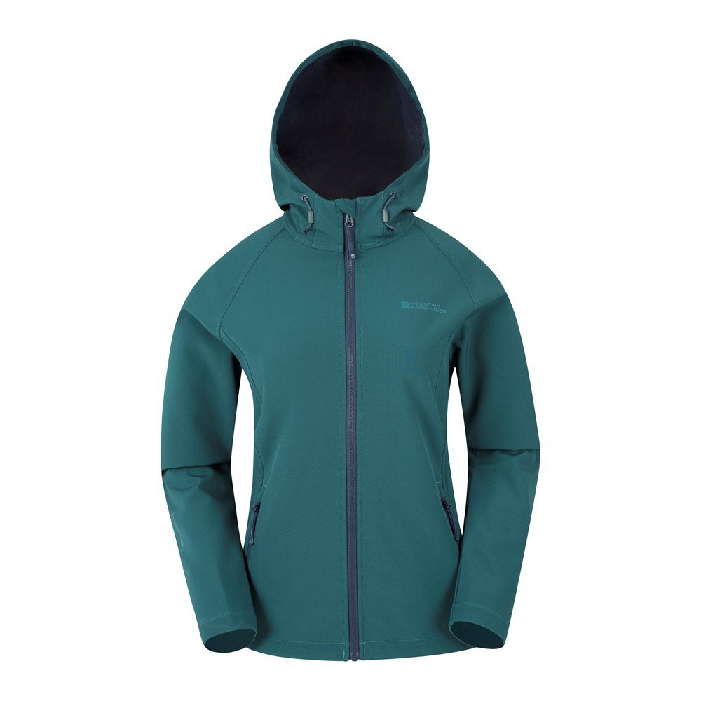 Mountain-Warehouse-Chaqueta-Muyer-Softshell-Manga-larga
