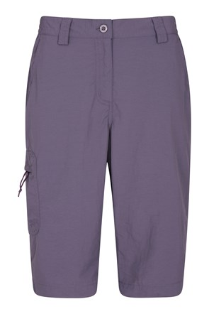 Explore Womens Long Shorts