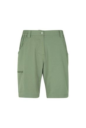 Travelling Stretch Anti-Mosquito Womens Shorts